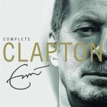 Eric Clapton: Complete Clapton, 2 CDs
