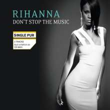 Rihanna: Don''t stop the music, Maxi-CD