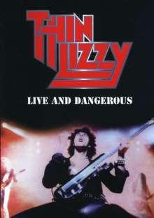 Thin Lizzy: Live & Dangerous, DVD