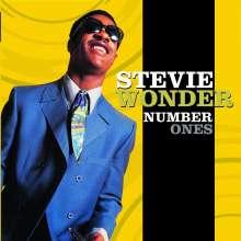 Stevie Wonder (geb. 1950): Number Ones, CD