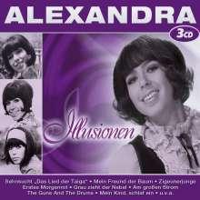 Alexandra: Illusionen, 3 CDs