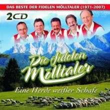 Die Fidelen Mölltaler: Eine Herde weißer Schafe - Das Beste 1971-2007, 2 CDs
