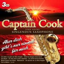 Captain Cook & Seine Singenden Saxophone: Aber dich gibt´s nur einmal für mich, 3 CDs