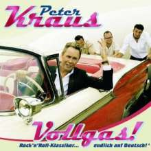 Peter Kraus: Vollgas, CD