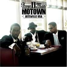 Boyz II Men: Motown: A Journey Through Hitsville USA, CD
