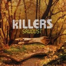 The Killers: Sawdust: B-Sides & Rarities 2003 - 2007, CD
