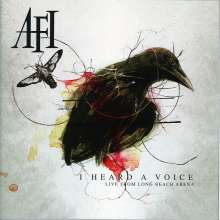 AFI (A Fire Inside): I Heard A Voice: Live From Long Beach Arena, CD