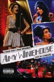 Amy Winehouse: Back To Black/I Told You I Was Trouble: Live In London, DVD