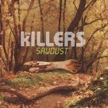 The Killers: Sawdust, CD