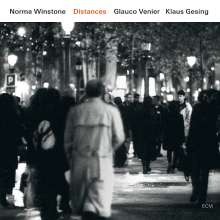 Norma Winstone (geb. 1941): Distances, CD