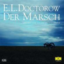 Doctorow,E.L: Der Marsch, 11 CDs