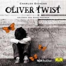 Dickens,Charles:Oliver Twist, 11 CDs