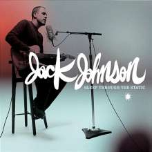 Jack Johnson: Sleep Through The Static, CD
