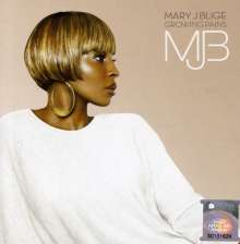 Mary J. Blige: Growing Pains (Ltd. Deluxe Edition CD + DVD), 2 CDs