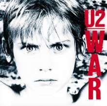 U2: War (remastered) (180g), LP