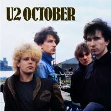U2: October, CD