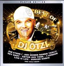 DJ Ötzi: Best Of (Platin-Edition), CD