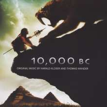 Harald Kloser: 10,000 Bc (Score), CD
