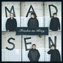 Madsen: Frieden im Krieg, CD