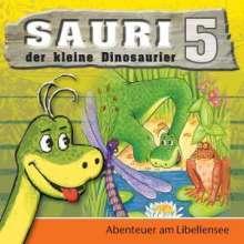 Wolf Rahtjen: Abenteuer am Libellensee, 1 Audio-CD, CD