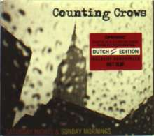 Counting Crows: Saturday Nights & Sunday., CD