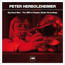 Peter Herbolzheimer (1935-2010): Big Band Man - The MPS & Polydor Studio Recordings, 4 CDs