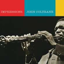 John Coltrane (1926-1967): Impressions, CD