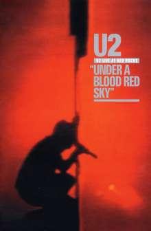 U2: Under A Blood Red Sky: Live At Red Rocks 1983, DVD