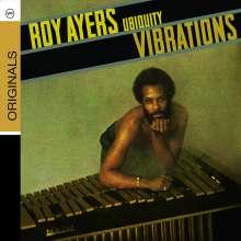 Roy Ayers (geb. 1940): Vibrations (Digipack), CD