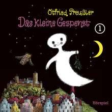 Otfried Preußler: Das kleine Gespenst 1, CD
