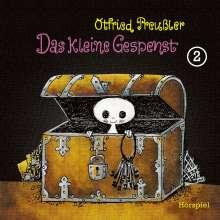 Otfried Preußler: Das kleine Gespenst 2, CD
