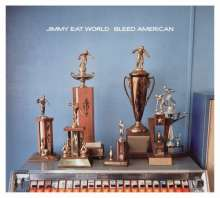 Jimmy Eat World: Bleed American (Deluxe Edition), 2 CDs