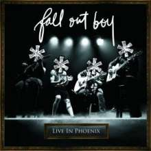 Fall Out Boy: Live In Phoenix 2007, CD