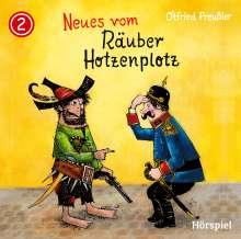 Der Räuber Hotzenplotz Folge 4, CD