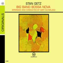 Stan Getz (1927-1991): Big Band Bossa Nova, CD