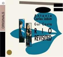 Antonio Carlos Jobim & Gal Costa: Rio Revisited, CD