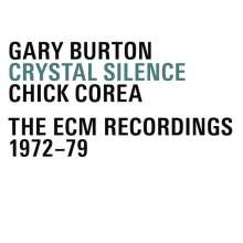 Chick Corea & Gary Burton: Crystal Silence - The ECM Recordings 1972-79 (Limited Edition Capbox), 4 CDs