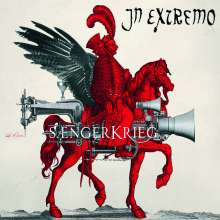 In Extremo: Sängerkrieg, CD