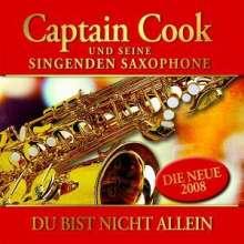 Captain Cook & Seine Singenden Saxophone: Du bist nicht allein, CD