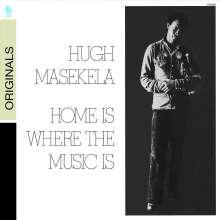 Hugh Masekela (1939-2018): Home Is Where The Music Is, CD