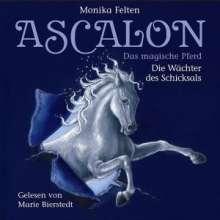 Ascalon: Die Wächter des Schicksals, 2 CDs