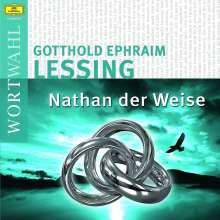 Nathan der Weise, 2 Audio-CDs, 2 CDs