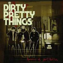 Dirty Pretty Things: Romance At Short Notice, CD