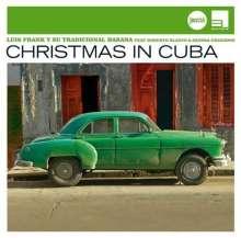 Luis Frank & Su Tradicional Habana: Christmas In Cuba (Jazz Club), CD