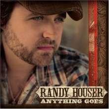 Randy Houser: Anything Goes, CD