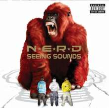 N.E.R.D.: Seeing Sounds, CD