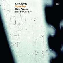 Keith Jarrett (geb. 1945): Yesterdays, CD