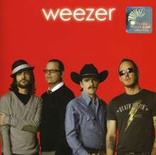 Weezer: Weezer (The Red Album), CD