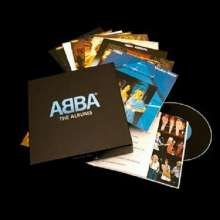 Abba: The Albums, 9 CDs