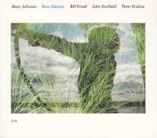 Marc Johnson (geb. 1953): Bass Desires, CD